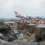 Excavation for diversion works