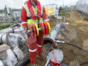 pigging and pipeline cleaning