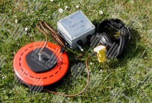 Acoustic monitoring equipment